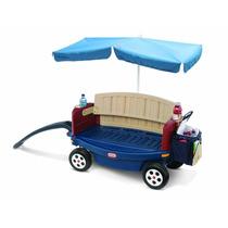 Carrito Carro Vagon Remolque Little Tikes Paseo Niños Op4