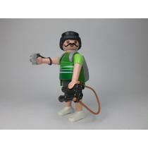 Playmobil Figura Chico Moda Hipster Ciudad Retromex
