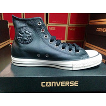 Tenis Converse Chuck Taylor All Star Hi Top De Piel