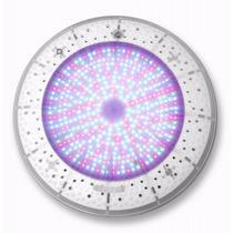 Reflector Plano Para Alberca En Luz Led A Color 12v ( 25cm)
