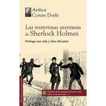 Las Misteriosas Aventuras De Sherlock Holmes Arthur Conan Do