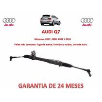 Caja Direccion Hidraulica Cremallera Audi Q7 2008, 2009,2010