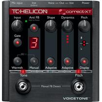 Tc Helicon Voicetone Correct Xt Procesador Para Voz.