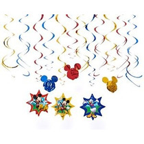 Mickey Mouse Remolinos