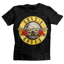 Playera Guns N Roses Caballero Original Official Merchandise