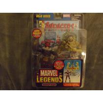 Marvel Legends Baron Zemo