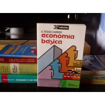 Economía Básica Q. Rodas Carpio Libro