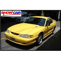 Showcar. Mustang Gt 1995. Aut, Ve, A/c, Cd, Ra. Motor V 8