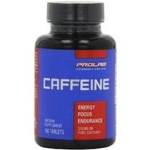 Prolab Cafeína Potencia Máxima De 200 Mg Comprimidos 100-cou