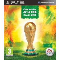 Fifa 2014 World Cup Brasil Ps3