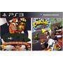 Crash Bandicoot 3 + Crash Team Racing Ctr En Español  Ps3