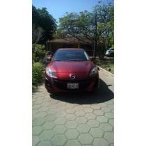 Mazda 3 2010 Sin Golpes, Excelente Estado Unico Dueño