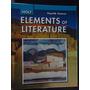 Elements Of Literature Fourth Course Holt Rinehart Winston