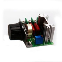 Controlador De Velocidad E-edad Ac 50-220v 2000w Pwm Motor D