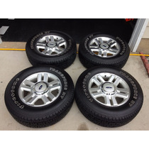 Rines/llantas 18 Ford F-150,expedition,fx-4,king R $19000