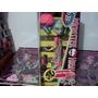 Monster High Ghoulia Yelps Patinadora Nueva