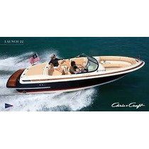 Chris-craft Launch 22 Motor Mercruiser 300hp, Financiamiento