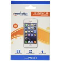 Mica Protectora Iphone5 Manhattan 404891 Crystalfilm