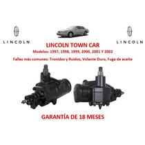 Caja Direccion Hidraulica Sinfin Lincoln Town Car 2002