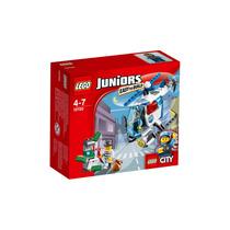 Lego Juniors10720 Persecución En Helicoptero De Policia