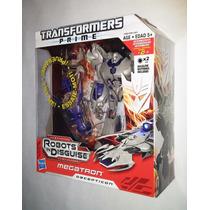 Transformers Prime Rid Megatron Voyager Class