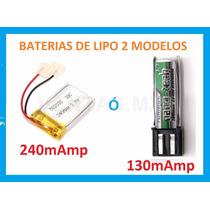 Bateria Lipo 240mamp Rc Tenemos+ Modelos Robot Minirobotica