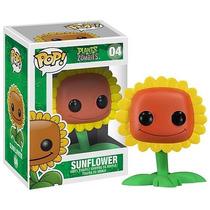 Funko Pop Girasol Sunflower Plants Vs Zombies Geek Vinyl