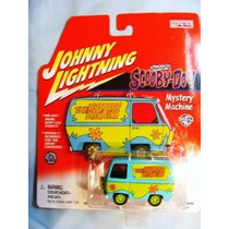 Metal Johnny Lightning Scooby-doo Misterio Máquina Die Cast