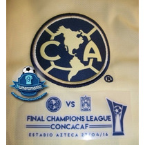 Match Detail Leyenda Final Vuelta Concachampion América 2016