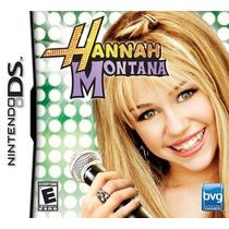 Ds, 3ds Hannah Montana (acepto Mercado Pago Y Oxxo)