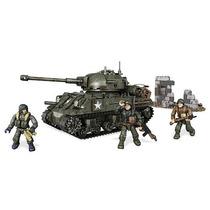 Mega Bloks Call Of Duty Legends: Batalla De Tanques