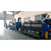 Linea De Lavado Pet Grado Textil Y Lamina De Termoformado