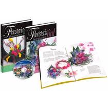 Floristería Fácil Guía Práctica 3 Vols + 1 Dvd