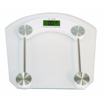 Báscula De Baño Homebasics Digital Lcd Pesa Hasta 150 Kilos