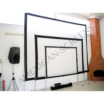 Pantalla Videoproyeccion Back & Front American-screens Tx200