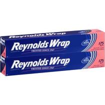 Reynolds Wrap Papel De Aluminio De 175 Pies Cuadrados 2 Recu