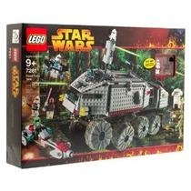 Star Wars Episodio Iii Lego Clone Turbo Tank # 7261