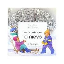 Libro Los Deportes En La Nieve *cj