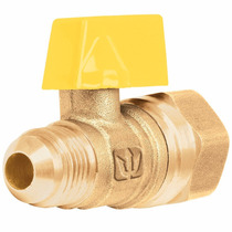 Valvula De Control Para Gas Fabricado En Laton Foset 49115