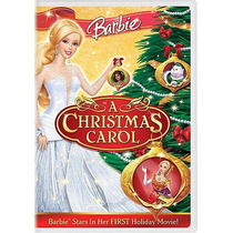 Barbie En Un Villancico De Navidad Dvd - Español