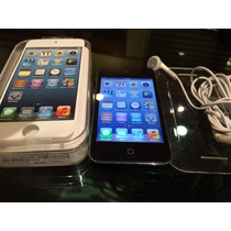 Ipod Touch 4g De 32gb Doble Camara Bluetooth Impecable
