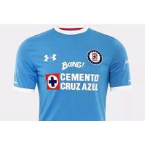 Cruz Azul Under Armour 2016 2017 Visita Local Envio Gratis