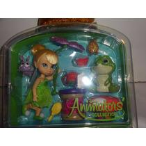 Mini Doll Playset Tinken Bell Disney Collection.