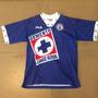 Jersey Cruz Azul Fila Cemento Cruz-azul Lada Talla Ch