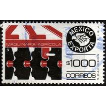 1134 Exporta Maquinaria Agricola S T 10° E $1000 Usado 1990