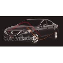 Mazda 6 2016 Autopartes Refacciones Piezas Y Colision
