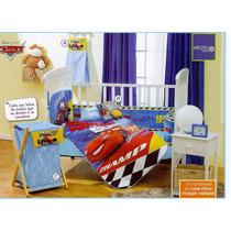 Coordinados De Cama Cuna Corral De Pooh, Hello Kitty, Cars,