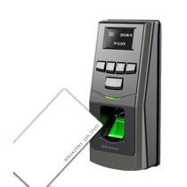 F6id Reloj Checador Con Control De Acceso / 500 Huellas / 30