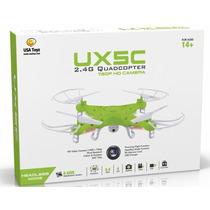 X5c Rc Quadcopter Aviones No Tripulados Con La Cámara (720p