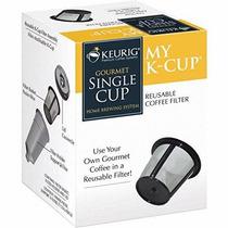 Filtro Keurig K-cup Mi Reutilizable Café (individual)